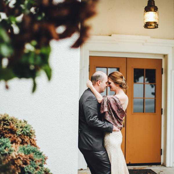 Anne & Jason Wedding