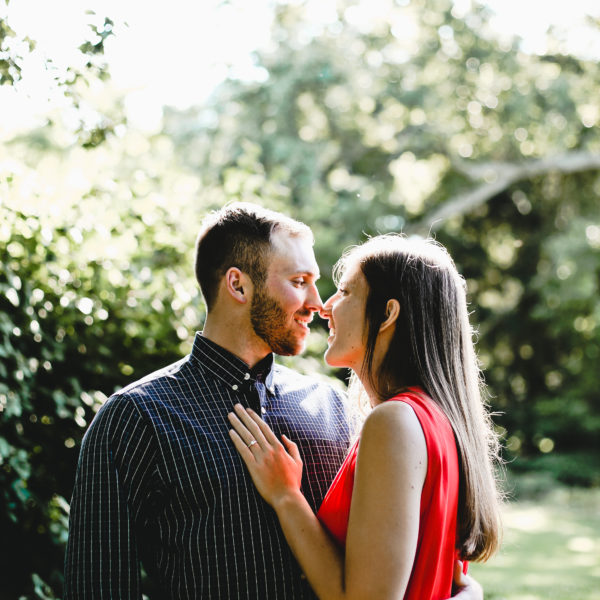 Lauren & David Engagements