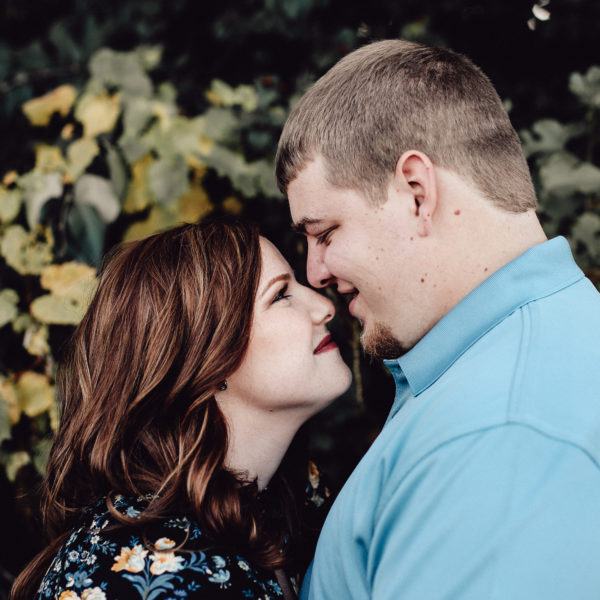 Hannah & Evan Engagements