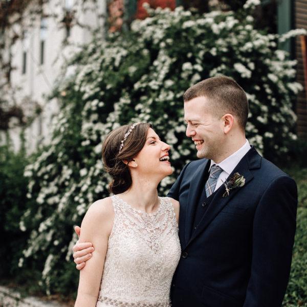 Matt & Stephanie Wedding