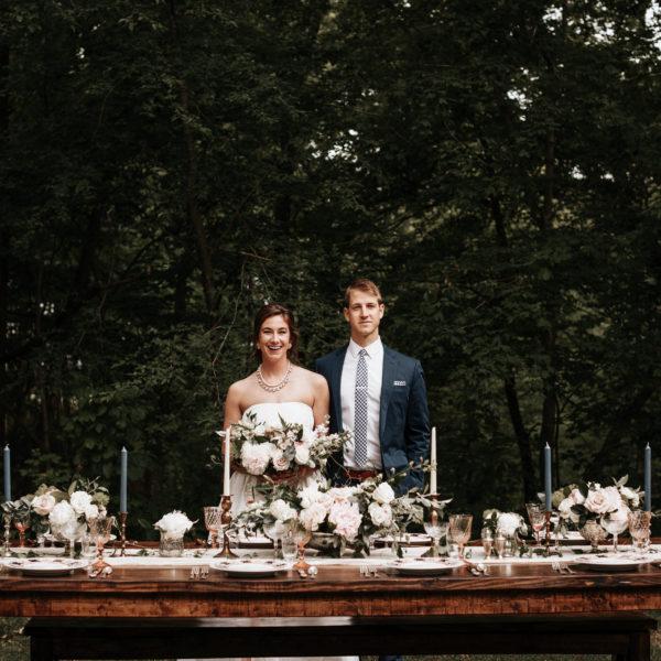 Bridal Stylized Shoot